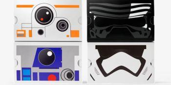 Google is giving away Star Wars-themed Cardboard virtual reality viewers