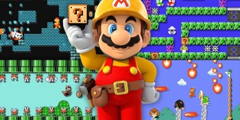 Super Mario Maker update comes next week with keys, pink coins, and super expert mode