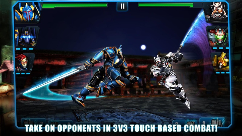Trading blows in Ultimate Robot Fighting can be enjoyable, but is mostly a slog.