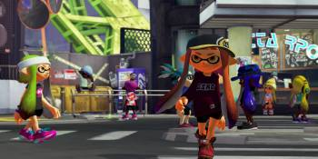 Splatoon 2 is coming to Nintendo Switch
