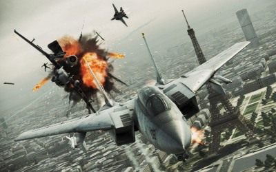Ace Combat 7's VR Missions could hit Oculus Rift and Vive PC