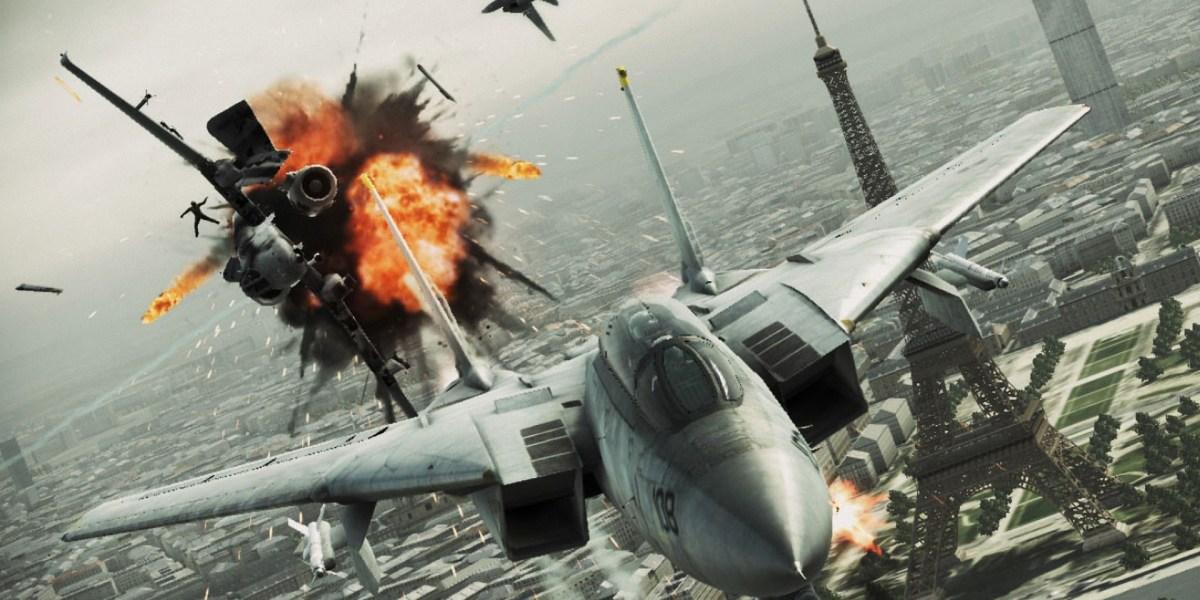 Ace Combat 7.