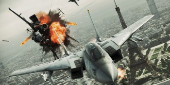 Ace Combat 7's VR Missions could hit Oculus Rift and Vive PC headsets in 2020