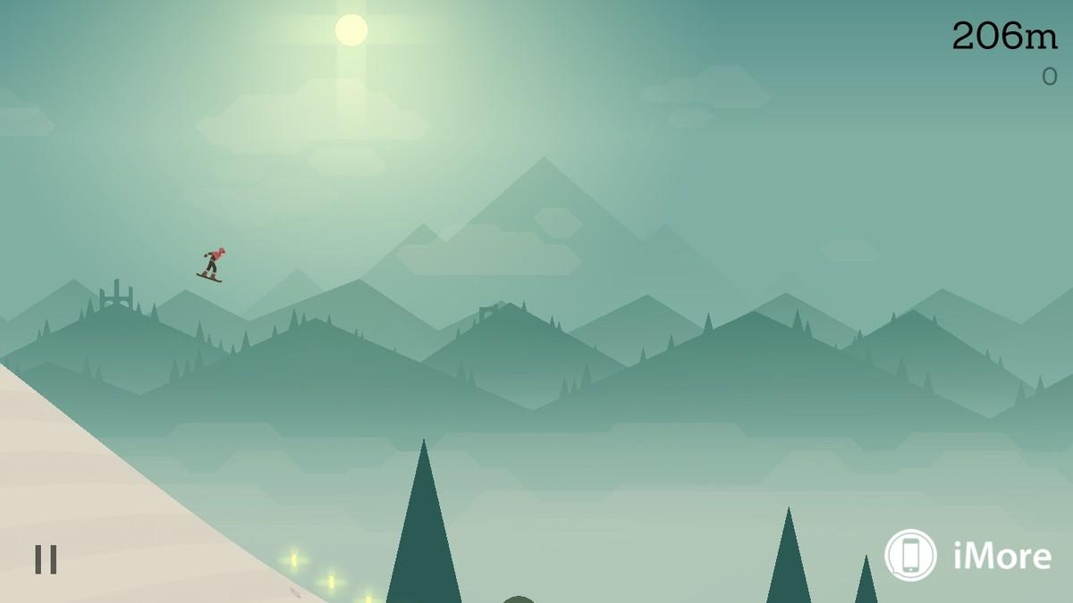A pretty landscape.