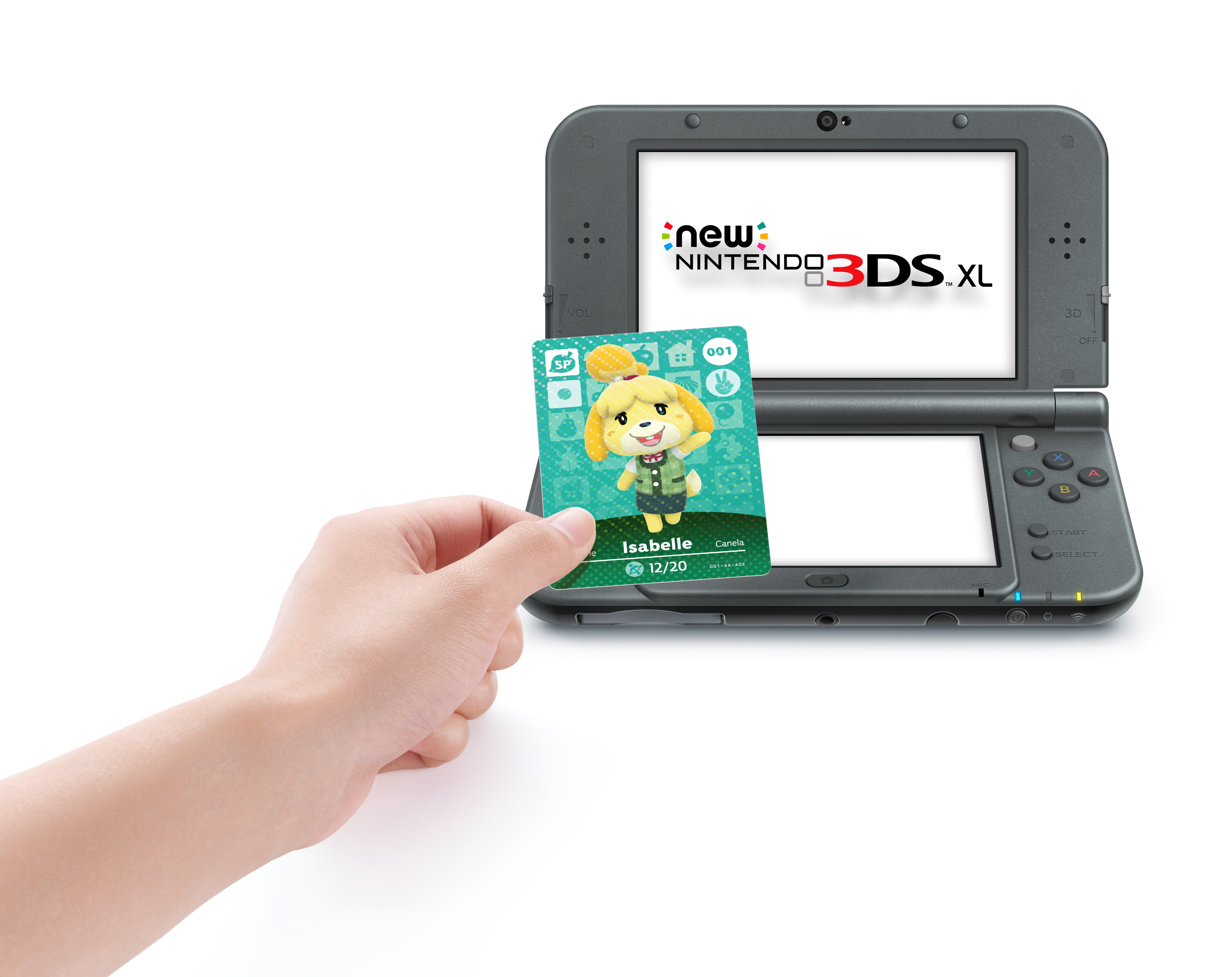 Along with figures, Nintendo also launched amiibo cards this year.