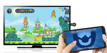 You can now play Angry Birds Friends, Monopoly, Risk, and more on your Chromecast