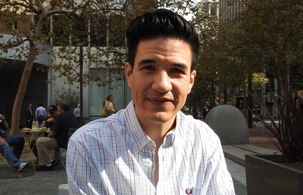 Robby Yung, CEO of Animoca Brands.