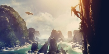 Crytek's The Climb lets you scale cliffs in virtual reality that you won't attempt in real life