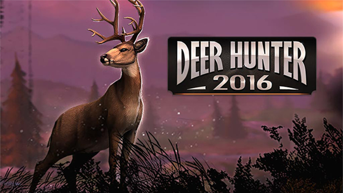 Glu owns the rights to the Deer Hunter franchise on mobile.