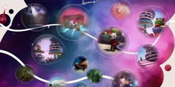 Media Molecule's Dreams encourages incredible levels of user creativity