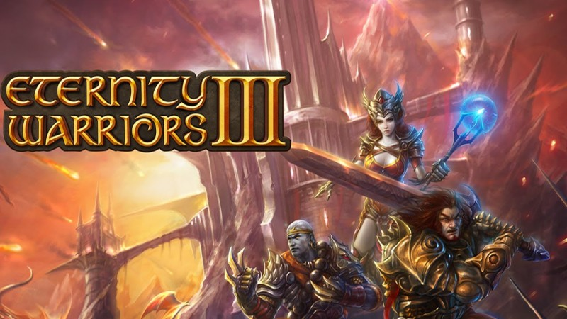 Eternity Warriors III is live on Apple TV and other mobile platforms.