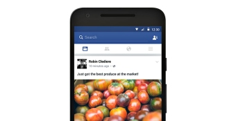 Facebook to show cached stories on poor connections, allow offline commenting