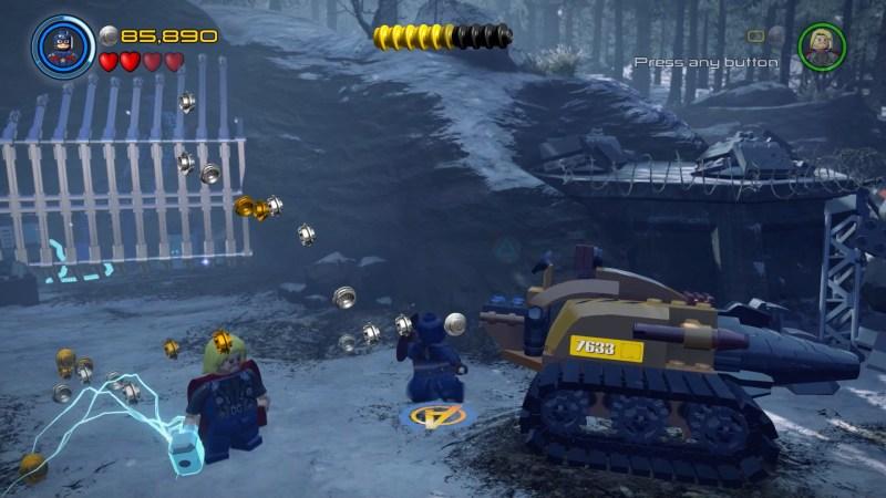 Lego Marvel's Avengers (image: Warner Bros.)