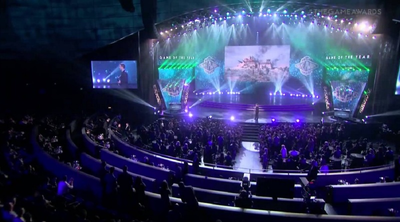 The Game Awards drew 2.3M viewers.
