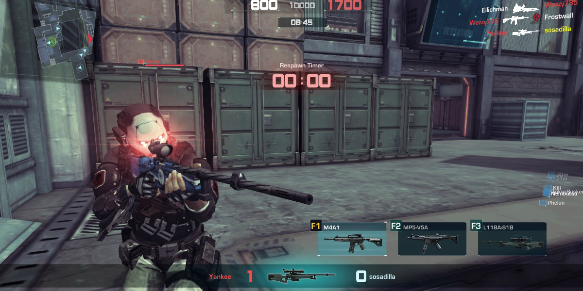 Nexon S Ghost In The Shell Embodies Everything Good About 2007 S Shadowrun Shooter Venturebeat