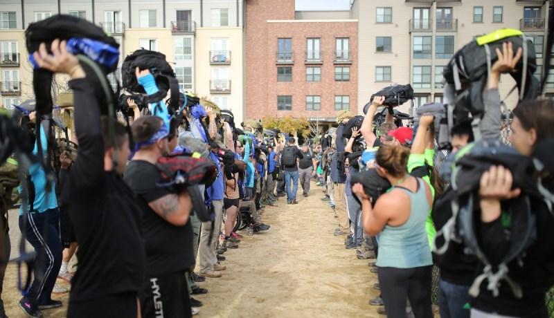 Ingress event in Oakland, Calif.