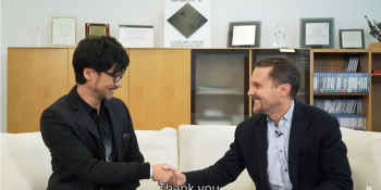 It's official: Kojima Productions is working with Sony