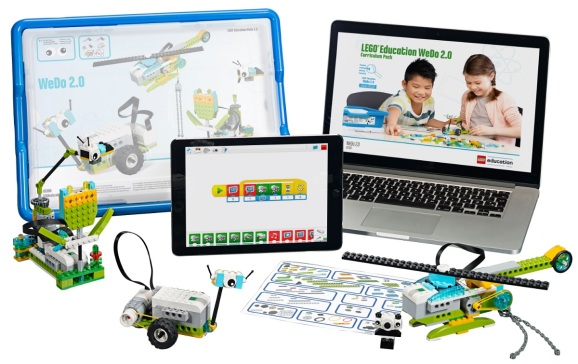 Lego's new toy robot teaches kids coding and engineering | VentureBeat