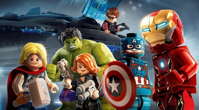 Lego Marvel's Avengers has more than 200 characters.
