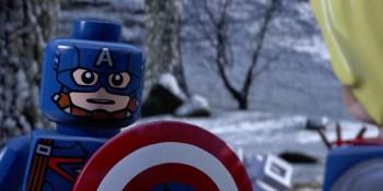 Lego Marvel's Avengers works hard for the limelight alongside Lego Dimensions
