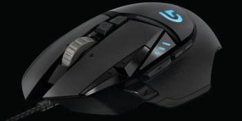 Logitech upgrades its Proteus Spectrum G502 gaming mouse … with colored lights