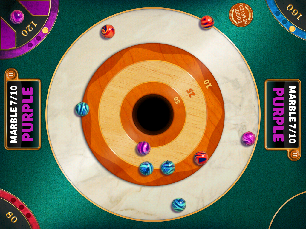 Marble Mixer is a modern take on a classic game.