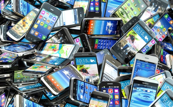 Huge Collections Of Mobile: 5 Billion People Now Have A Mobile Phone Connection