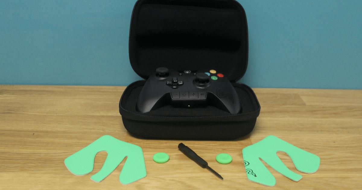 Razer Wildcat Xbox One controller accessories