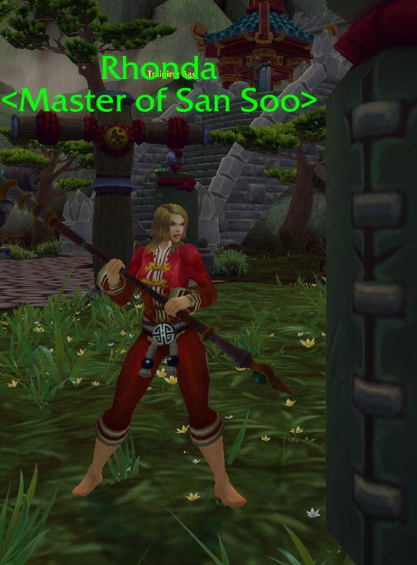 Rhonda Cox World of Warcraft