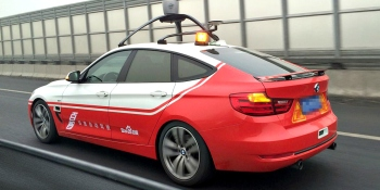 Baidu spearheads China's self-driving charge from Silicon Valley