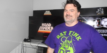 The zany Tim Schafer has gone psycho with five games in the works