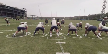 Visa, Bank of America offer 10K Google Cardboard headsets for watching New England Patriots video