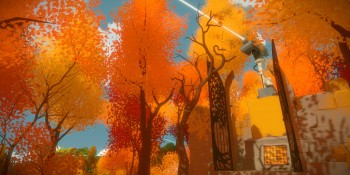 The Witness comes to Xbox One