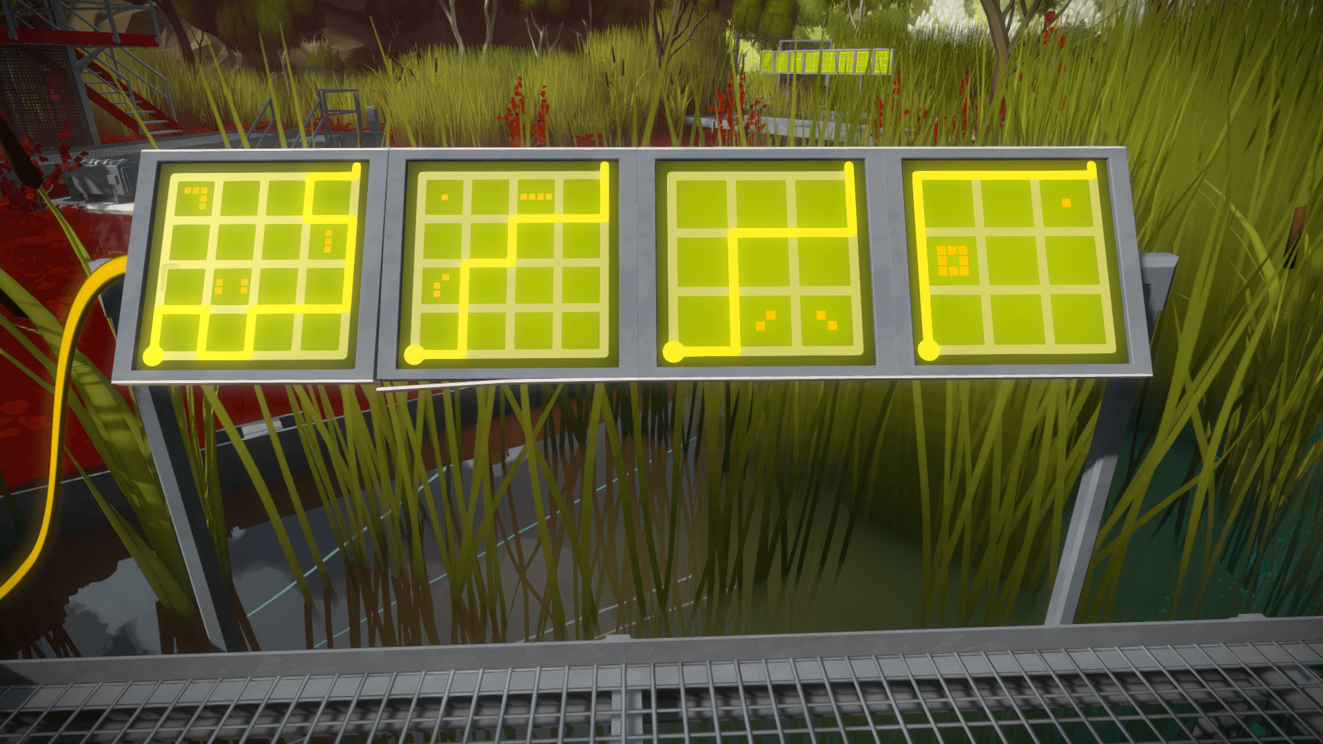 The Witness How To Solve Every Puzzle Walkthrough Guide