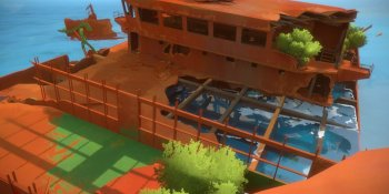 The Witness: How to solve the ship's red door, the puzzle that's stumped the Internet