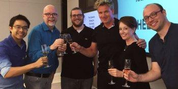 Gordon Ramsay joins Kim Kardashian in Glu Mobile's gaming stable