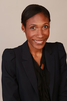 Photo of Candice Morgan, Pinterest's first diversity head.