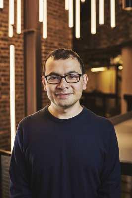 Google DeepMind cofounder Demis Hassabis.