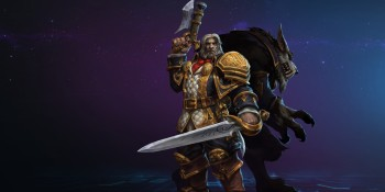 Heroes of the Storm's Greymane straddles the ideal line between creative and intricate