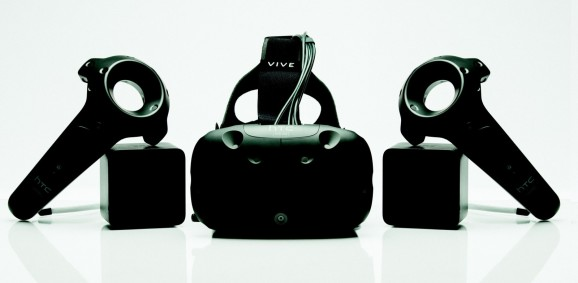 photo image HTC: Vive Pro 'will require a better machine'