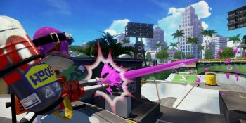 Splatoon's getting a new weapon tomorrow … and it'll be the last