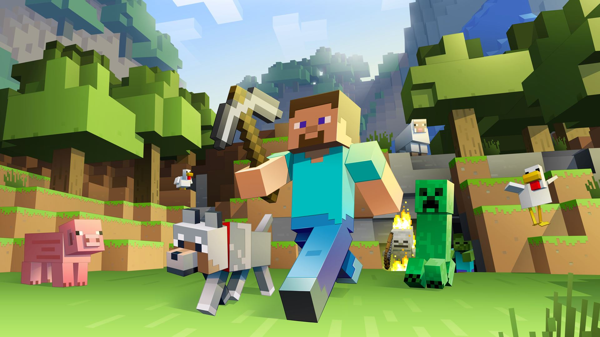 Minecraft Pocket Edition Gets A Beta Update Heres What New And