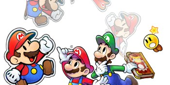 Mario & Luigi: Paper Jam's two flavors jell into a sloppy sandwich