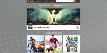 Electronic Arts now offers annual membership to Origin Access for $30