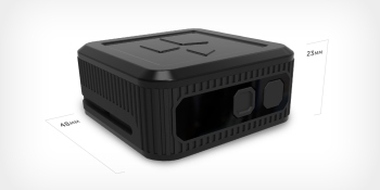 Link is a tiny cube that streams media to 7 devices at once — no Wi-Fi or data required
