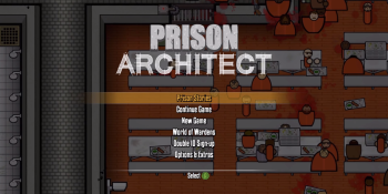 Prison Architect looks great on console — here's a first look at the $19M Early Access darling in action