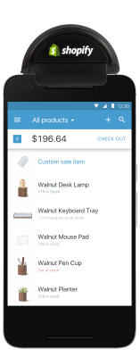 Shopify POS Android Inventory