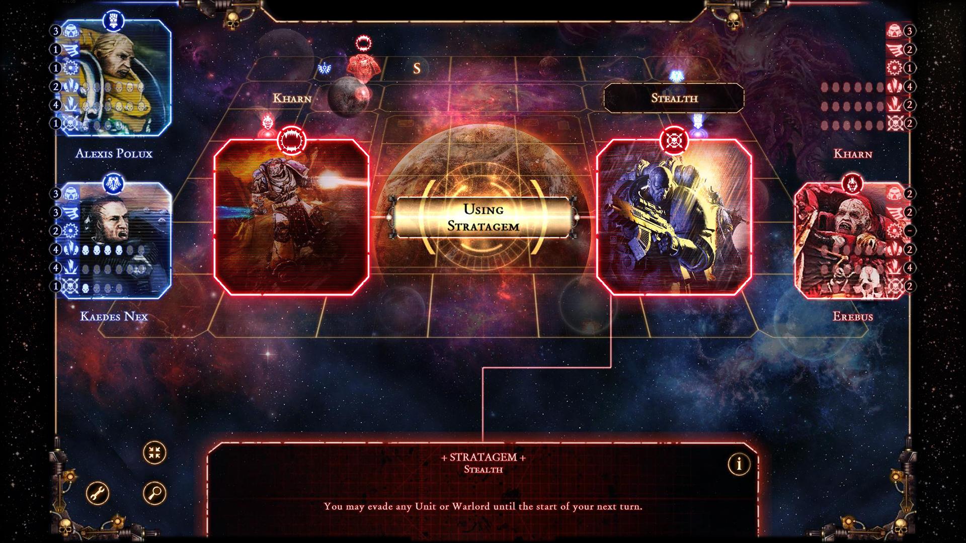Warhammer 40k Makes Talisman The Horus Heresy A True Digital Board Game Venturebeat