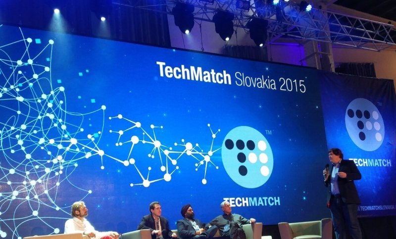 TechMatch: Silicon Valley Investors