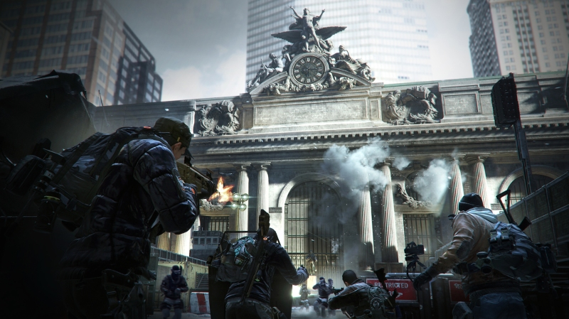 The Division: Grand Central Station